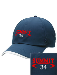 Summit Embroidered Nike Dri-FIT Swoosh Perforated Cap