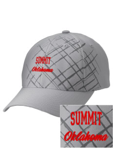 Summit Embroidered Mixed Media Cap