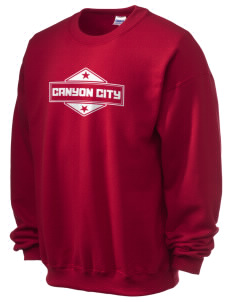 Canyon City Ultra Blend 50/50 Crewneck Sweatshirt