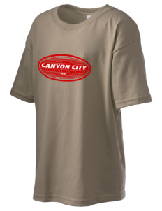 Canyon City Kid's 6.1 oz Ultra Cotton T-Shirt