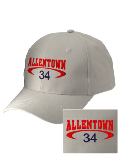 Allentown Embroidered Low-Profile Cap