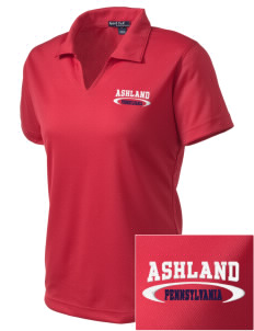 Ashland Embroidered Women's Dri Mesh Polo
