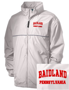 Baidland Embroidered Men's Element Jacket