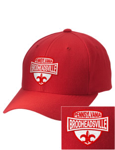 Brodheadsville Embroidered Wool Adjustable Cap