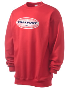Chalfont Men's 7.8 oz Lightweight Crewneck Sweatshirt