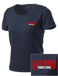 Hatboro Embroidered Women's Fine-Gauge Scoop Neck Sweater