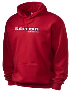 Belton Holloway Men's 50/50 Hooded Sweatshirt