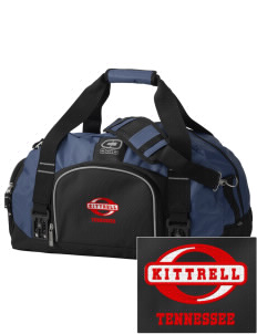 Kittrell  Embroidered OGIO Big Dome Duffel Bag