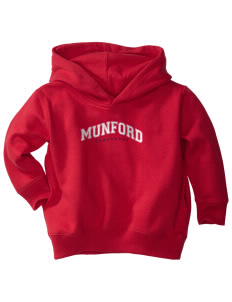 Munford  Toddler Fleece Hooded Sweatshirt with Pockets