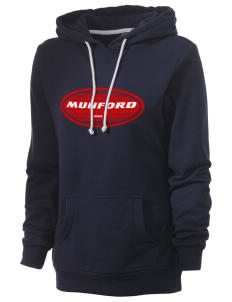 Munford Women's Core Fleece Hooded Sweatshirt
