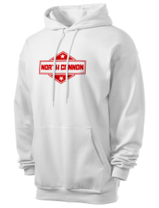 North Cannon Men's 7.8 oz Lightweight Hooded Sweatshirt