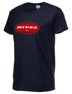 Rives Women's 6.1 oz Ultra Cotton T-Shirt