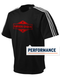 Woods Cross adidas Men's ClimaLite T-Shirt