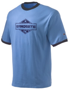 Sandgate Champion Men's Ringer T-Shirt