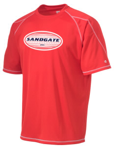 Sandgate Champion Men's 4.1 oz Double Dry Odor Resistance T-Shirt