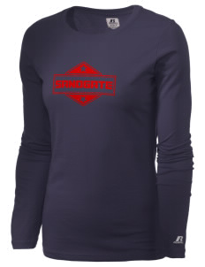 Sandgate  Russell Women's Long Sleeve Campus T-Shirt