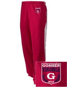 Goshen Embroidered Holloway Men's Pivot Warm Up Pants