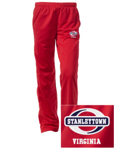Stanleytown Embroidered Women's Tricot Track Pants