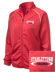 Stanleytown Embroidered Holloway Women's Attitude Warmup Jacket