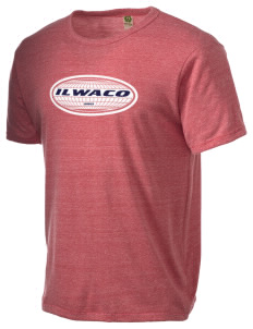 Ilwaco Alternative Men's Eco Heather T-shirt
