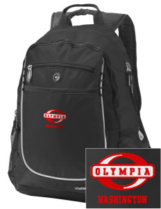 Olympia Embroidered OGIO Carbon Backpack