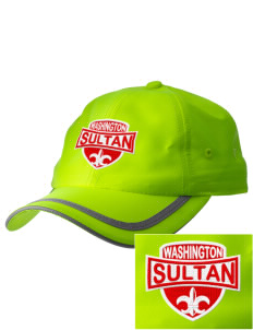Sultan  Embroidered Safety Cap