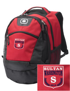 Sultan Embroidered OGIO Rogue Backpack