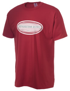 Shepherdstown district  Russell Men's NuBlend T-Shirt