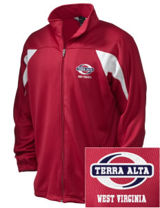 Terra Alta Embroidered Holloway Men's Full-Zip Track Jacket