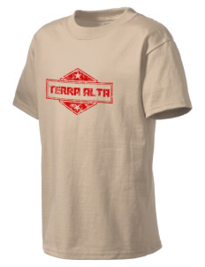 Terra Alta Kid's Lightweight T-Shirt