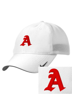Ackley Embroidered Nike Golf Mesh Back Cap