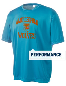Aldo Leopold High School Wolves Men's Competitor Performance T-Shirt