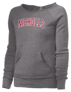 Nicholls State University Colonels Alternative Women's Maniac Sweatshirt