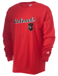 Nicholls State University Colonels  Russell Men's Long Sleeve T-Shirt