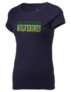 True North Prep Wolverines Holloway Women's Groove T-Shirt