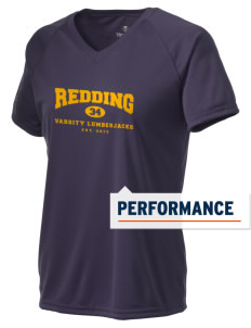 Redding Adventist Academy Lumberjacks Holloway Women's Zoom Performance T-Shirt