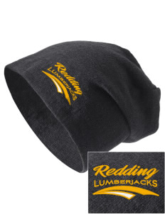 Redding Adventist Academy Lumberjacks Embroidered Slouch Beanie