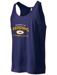 Redding Adventist Academy Lumberjacks Men's Jersey Tank