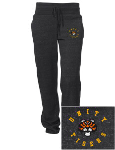 Oakland Unity High School Tigers Embroidered Alternative Women's Unisex 6.4 oz. Costanza Gym Pant