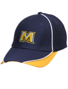 Murray State University Racers Embroidered New Era Contrast Piped Performance Cap