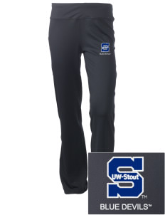 University of Wisconsin-Stout Blue Devils Women's NRG Fitness Pant