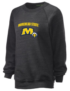 Morehead State University Eagles Unisex Alternative Eco-Fleece Raglan Sweatshirt