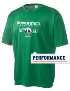 Bemidji State University Beavers Men's Competitor Performance T-Shirt