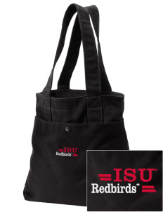 Illinois State University Redbirds Embroidered Alternative The Berkeley Tote