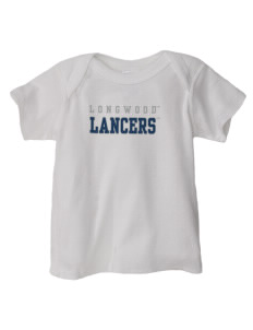 Longwood University Lancers  Baby Lap Shoulder T-Shirt