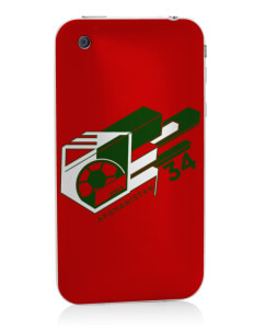 Afghanistan Soccer Apple iPhone 3G/ 3GS Skin