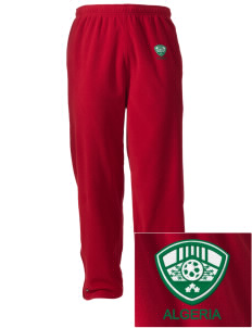 Algeria Soccer Embroidered Holloway Men's Flash Warmup Pants