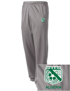 Algeria Soccer Embroidered Holloway Men's Frenzy Pant