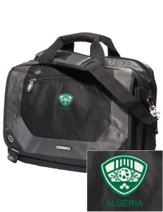 Algeria Soccer Embroidered OGIO Corporate City Corp Messenger Bag