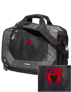 Anguilla Soccer Embroidered OGIO Corporate City Corp Messenger Bag